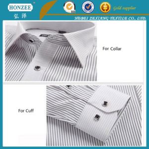 100% Cotton Fabric Interlining for Men′s Shirts pictures & photos
