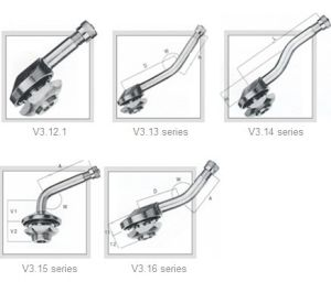 European Style Clamp in Truck and Bus Tire Valve V3.12 V3.14 V3.15 V3.16 Series pictures & photos