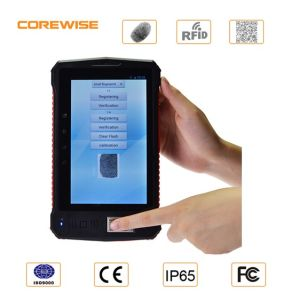 IP65 Rugged Waterproof Touch Screen Cheap Biometric Fingerprint Reader pictures & photos