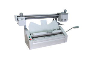 Tabletop Mini Type Perfect Binding Machine pictures & photos
