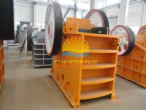 High Quality Rock Stone Jaw Crusher From China Supplier