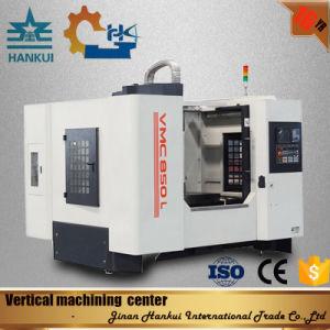 CNC Milling Machine Vertical Machining Center Vmc850L pictures & photos