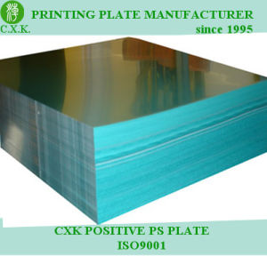 China Offset PS Plate pictures & photos