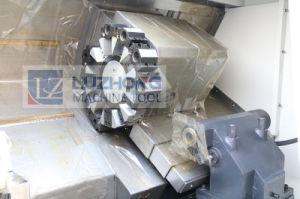 High End Horizontal Cheap Automatic CNC Lathe (SCK420) pictures & photos