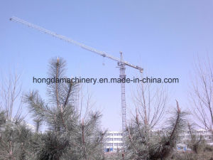 25ton Tower Crane-Hongda Group-Tc8030 pictures & photos