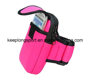 Fashionable Neoprene Phone Pouch, Neoprene Phone Case