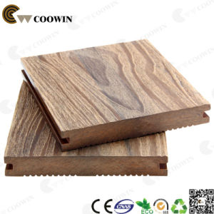 3D Design Building Materials Wood Plastic Decking pictures & photos