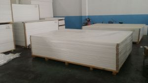 High Density White PVC Free Foam Board pictures & photos
