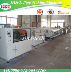 PE/HDPE Pipe Making Machine pictures & photos