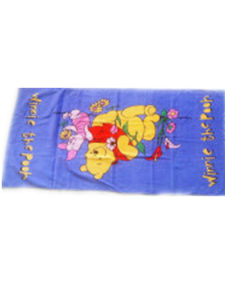 Printed Beach Towel pictures & photos