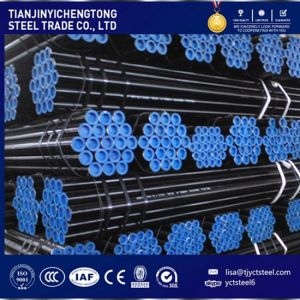 ASTM A106b / A53 / St52 /St37 Seamless Steel Pipe, Steel Tubing for Boiler Pressure Vessel pictures & photos