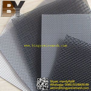 Stainless Steel Wire Mesh Security Screen pictures & photos