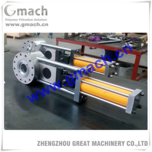Slide Plate Type Hydraulic Screen Changer in Plastic Extrusion Line pictures & photos