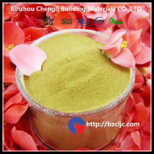 Yellow Powder Naphthalene Superplasticizer (SNF) for Readymix/Precast Concrete
