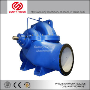 2-26inch Diesel Water Pump for Irrigation Installation pictures & photos