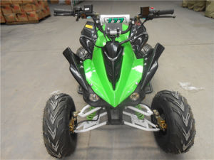 New Kawasaki Style Kids Quad 110cc /125cc ATV Et-ATV018 CE Approval, 110cc/125cc ATV Quad with Reverse (Manual/Automatic Available) pictures & photos