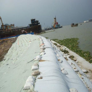 Nonwoven Geotextile for Construction Material pictures & photos