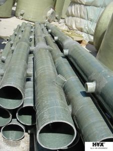 Fiberglass Pipe for Spraying pictures & photos