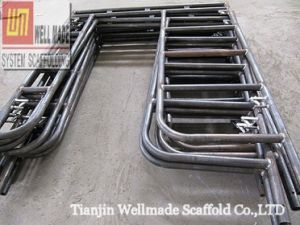 ASTM A500 American Steel Arch Frame Scaffolding pictures & photos