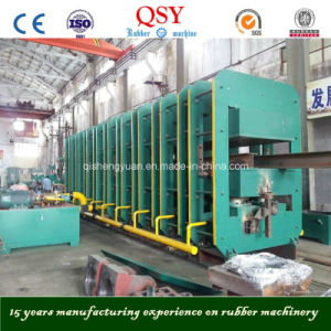 High Quality Rubber Belt Making Machine / Conveyor Belt Vulcanizing Machine pictures & photos