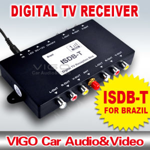 Brazil Auto ISDB-T Receiver for Digital TV Tuner Box
