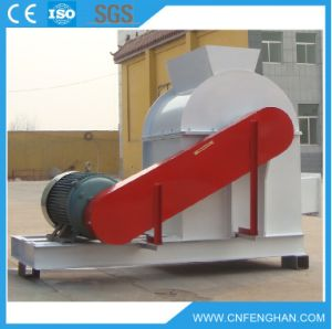 5-7t/H CF-1300 Wood Crusher Wood Hammer Mill pictures & photos
