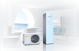 200~300L Air Source Hot Water Heat Pump for Shower and Kitchen pictures & photos