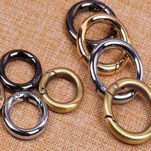 High Quality Round Spring Gate Ring Spring Ring pictures & photos