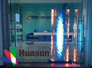 High End Transparent LED Video Wall pictures & photos