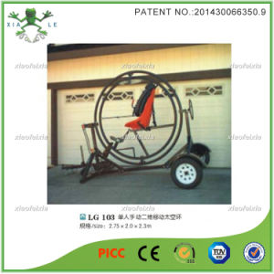 Convenient Mobile Industrial Gyroscope on Trailer pictures & photos
