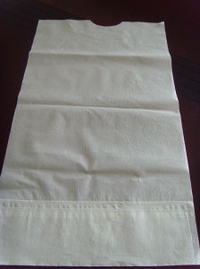 Disposable White Dental Apron