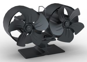 Twin Blade Stove Fan pictures & photos