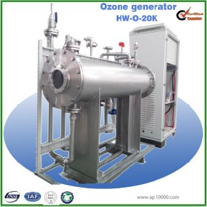 20kg/H Ozone Generator for Exhaust Air Treatment pictures & photos