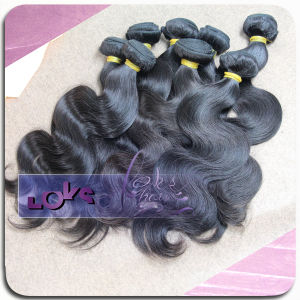 Lokshair Virgin Brazilian Hair Bundle