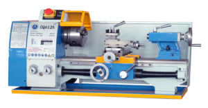 Precosion & Powerful Bench Metal Hobby Lathe pictures & photos
