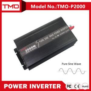 12V 24V 48V DC to AC 110V 220V off Grid 2000W 110V 220V Inverter pictures & photos