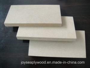 25mm High Quality Medium Density Fiberboard Multi-Purpose pictures & photos