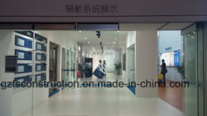 3~19mm Frameless Bifolding Tempered Glass Door pictures & photos