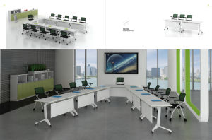 Office Furniture Meeting Room Conference Training Table (H50-0412) pictures & photos