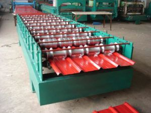 High Quality Roof Metal Cold Roll Forming Machine Type