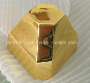 CNC Machining Aluminum Electroplated Metal Prototype pictures & photos