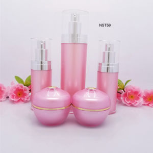 Cosmetic Plastic Bottle Manufacturers (NST59) pictures & photos
