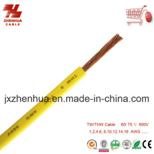 8AWG Tw Thw Cable 600V pictures & photos