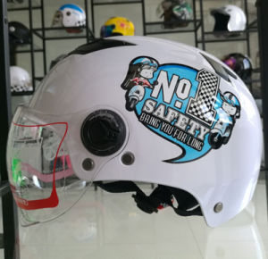 Wholesale Open Face Motorcycle Helmets Summer Helmets pictures & photos