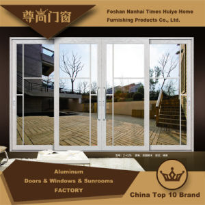 Top Quality Aluminium Sliding Door for Exterior pictures & photos