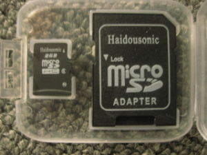OEM 2GB Micro SD Card With Adapter pictures & photos