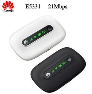 Huawei E5331 E5332 3G Portable SIM Wireless WiFi Router