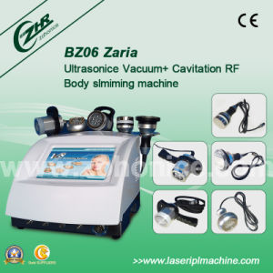 Bz06 Cavitation Cellulite Reduction Slimming Equipment pictures & photos