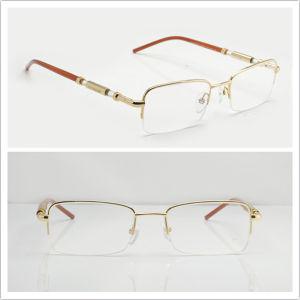 Half Rim Eyewear/Alloy Optical Frames (VGV437) Unisex pictures & photos