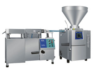 High Speed Sausage Twisting Machine with Two Pipes (GN-1200II) pictures & photos